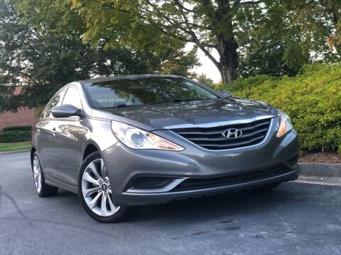 2012 Hyundai Sonata for sale at William D Auto Sales in Norcross GA