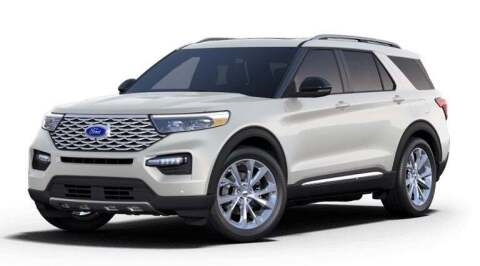 2021 Ford Explorer for sale at Jackson Hole Ford of Alpine in Alpine WY