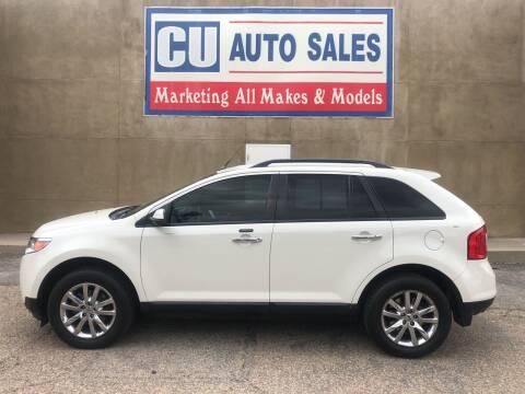 2011 Ford Edge for sale at C U Auto Sales in Albuquerque NM