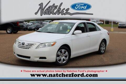 2009 Toyota Camry for sale at Auto Group South - Natchez Ford Lincoln in Natchez MS