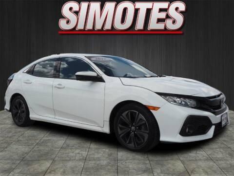 2017 Honda Civic for sale at SIMOTES MOTORS in Minooka IL