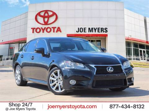 2014 Lexus GS 350 for sale at Joe Myers Toyota PreOwned in Houston TX