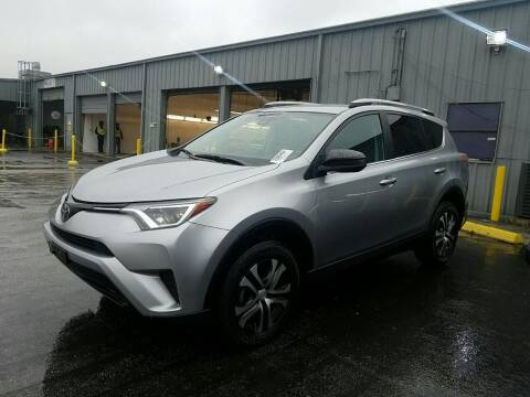 2017 Toyota RAV4 for sale at Fast Lane Direct in Lufkin TX