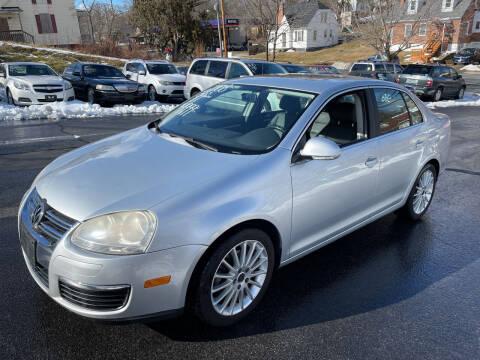 2008 Volkswagen Jetta for sale at KP'S Cars in Staunton VA