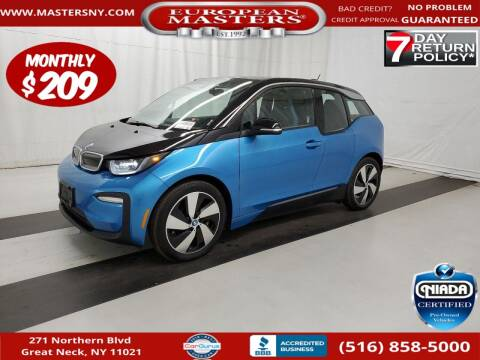 2018 BMW i3 for sale at European Masters in Great Neck NY
