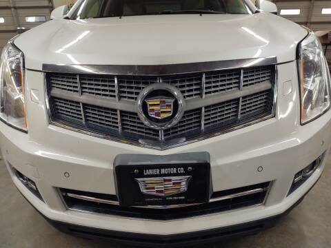 2011 Cadillac SRX for sale at Lanier Motor Company in Lexington NC