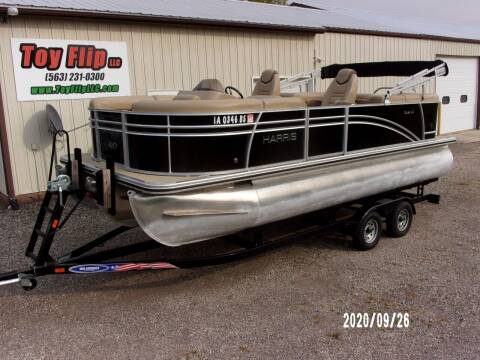 2018 Harris 200 (22') Cruiser TT for sale at Toy Flip LLC in Cascade IA