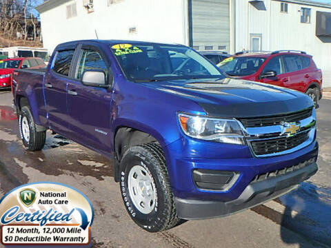 2017 Chevrolet Colorado for sale at Jon's Auto in Marquette MI