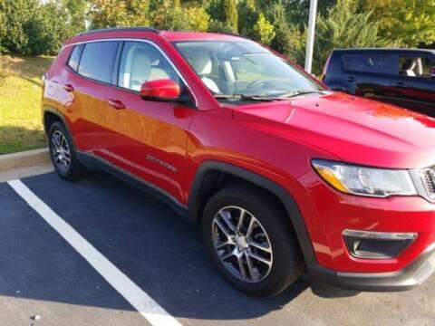 2018 Jeep Compass for sale at Southern Auto Solutions - Georgia Car Finder - Southern Auto Solutions - Lou Sobh Kia in Marietta GA
