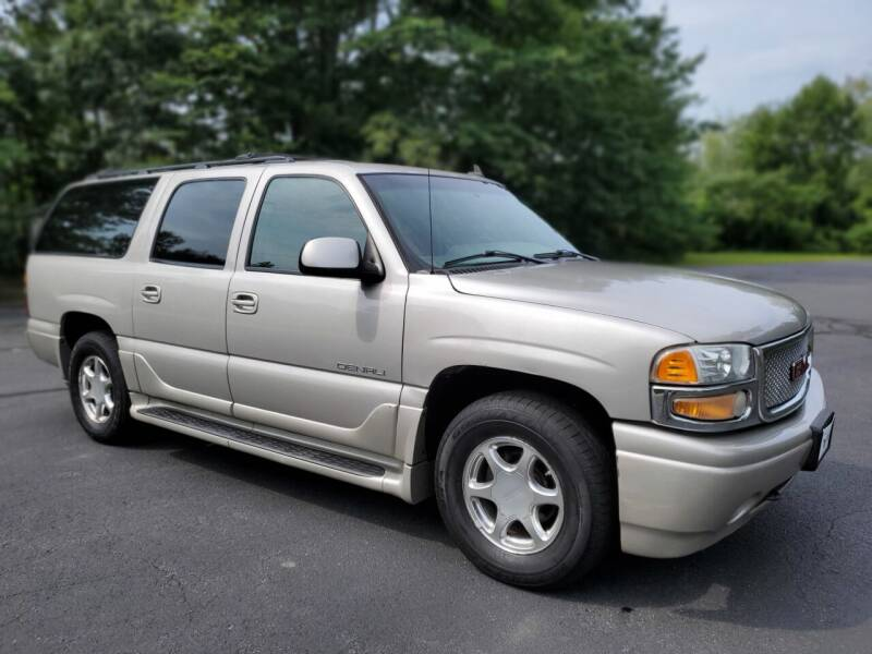 2006 GMC Yukon XL for sale at Flying Wheels in Danville NH