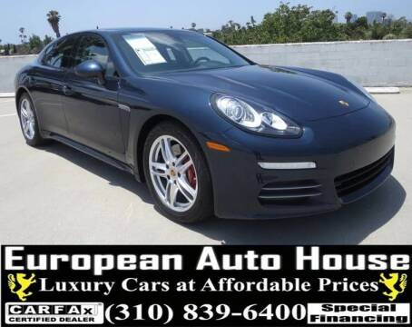 2015 Porsche Panamera for sale at European Auto House in Los Angeles CA