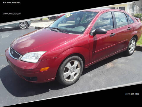 2005 Ford Focus for sale at 309 Auto Sales LLC in Harrod OH