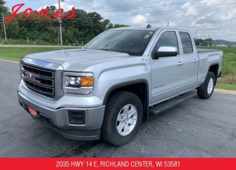 2014 GMC Sierra 1500 for sale at Jones Chevrolet Buick Cadillac in Richland Center WI