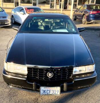 1994 Cadillac Seville for sale at Global Auto Group in Fontana CA