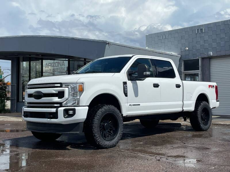 2020 Ford F-250 Super Duty for sale at ARIZONA TRUCKLAND in Mesa AZ