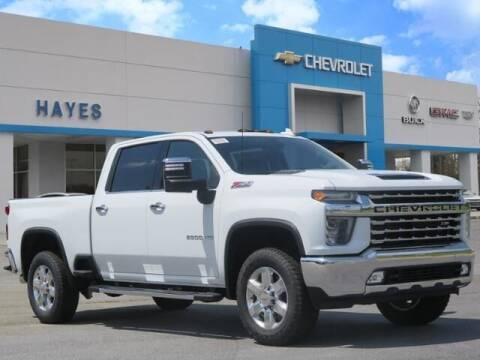 2021 Chevrolet Silverado 2500HD for sale at HAYES CHEVROLET Buick GMC Cadillac Inc in Alto GA