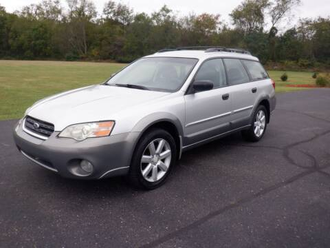 2007 Subaru Outback for sale at MIKES AUTO CENTER in Lexington OH