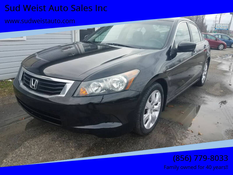 2010 Honda Accord for sale at Sud Weist Auto Sales Inc in Maple Shade NJ