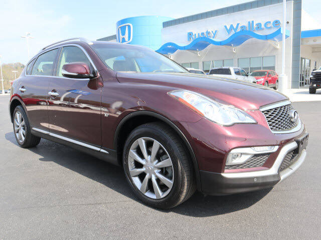 2017 Infiniti QX50 for sale at RUSTY WALLACE HONDA in Knoxville TN