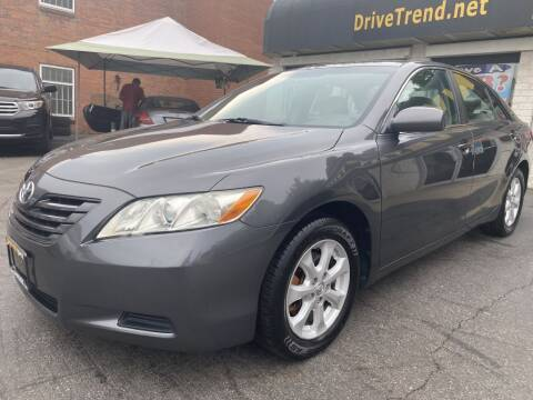 2009 Toyota Camry for sale at DRIVE TREND in Cleveland OH
