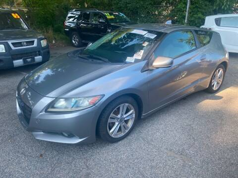2011 Honda CR-Z for sale at Polonia Auto Sales and Service in Hyde Park MA