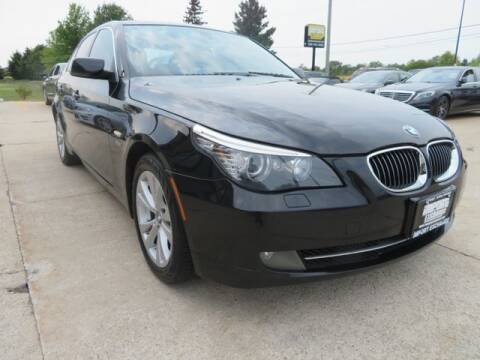 2009 BMW 5 Series for sale at Import Exchange in Mokena IL