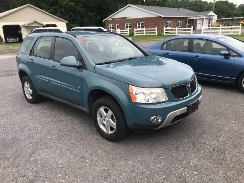 2008 Pontiac Torrent for sale at RJD Enterprize Auto Sales in Scotia NY