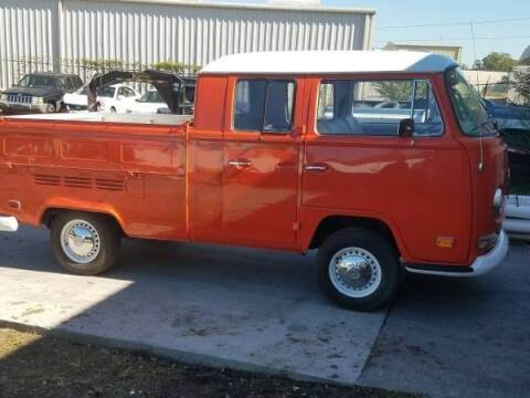1971 Volkswagen Pickup for sale at Classic Car Deals in Cadillac MI