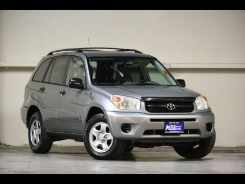 2004 Toyota RAV4 for sale at MGI Motors in Sacramento CA