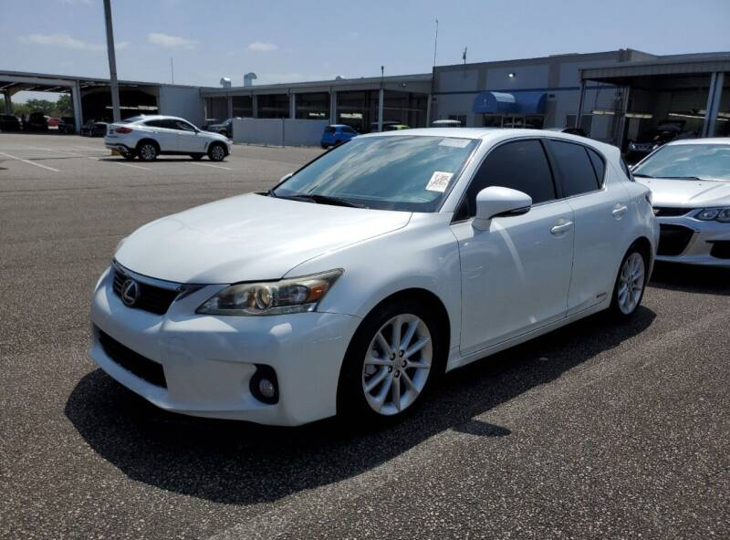 2013 Lexus CT 200h for sale at Always Approved Autos in Tampa FL