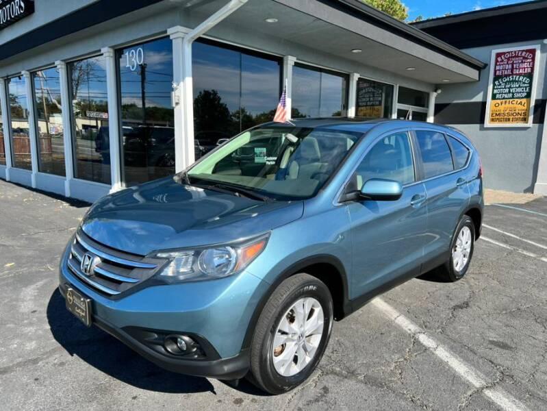 2013 Honda CR-V for sale at Prestige Pre - Owned Motors in New Windsor NY