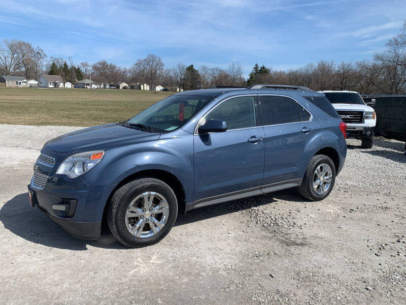2012 Chevrolet Equinox for sale at Ultimate Auto Sales in Crown Point IN