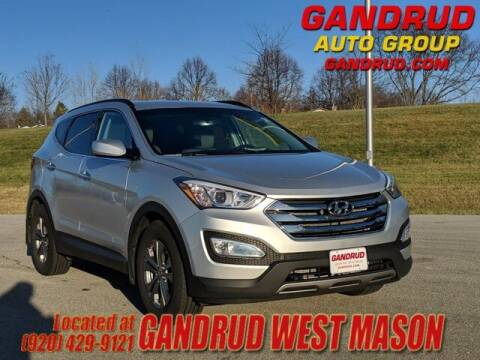 2013 Hyundai Santa Fe Sport for sale at GANDRUD CHEVROLET in Green Bay WI