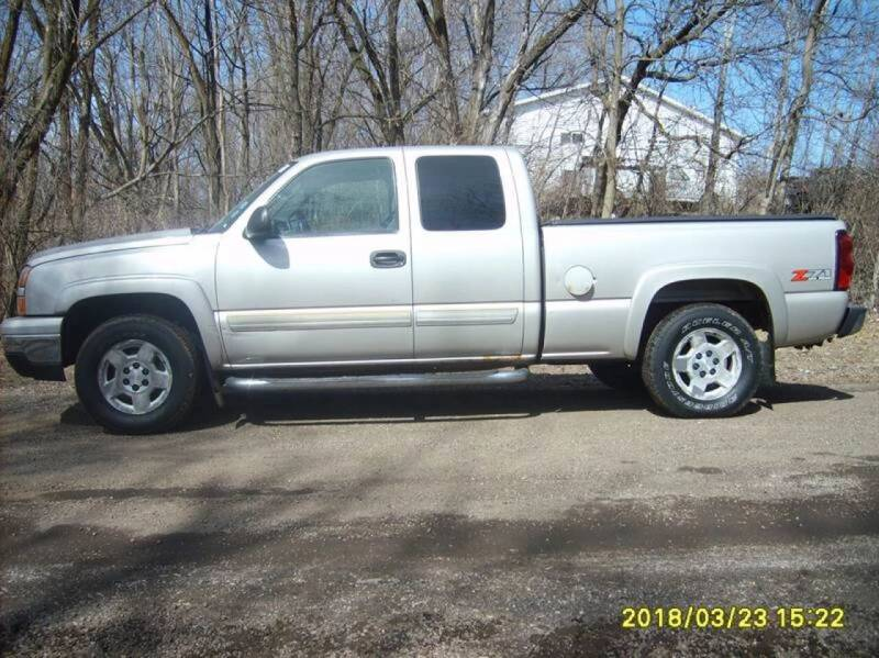 2007 Chevrolet Silverado 1500 Classic for sale at Northport Motors LLC in New London WI