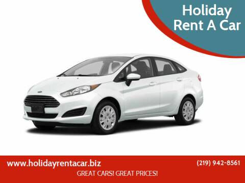2019 Ford Fiesta for sale at Holiday Rent A Car in Hobart IN