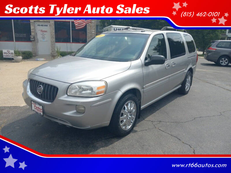 2007 Buick Terraza for sale at Scotts Tyler Auto Sales in Wilmington IL