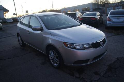 2012 Kia Forte5 for sale at Green Ride Inc in Nashville TN