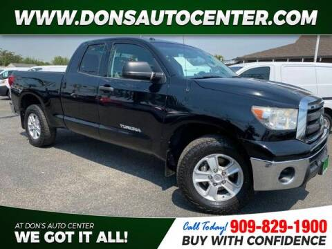 2013 Toyota Tundra for sale at Dons Auto Center in Fontana CA