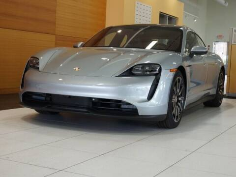 2020 Porsche Taycan for sale at PORSCHE OF NORTH OLMSTED in North Olmsted OH