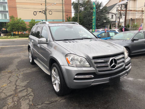 2012 Mercedes-Benz GL-Class for sale at 103 Auto Sales in Bloomfield NJ
