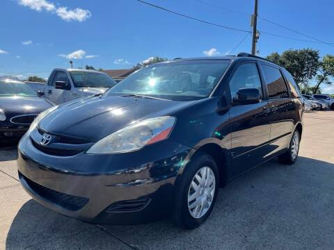 2009 Toyota Sienna for sale at CityWide Motors in Garland TX