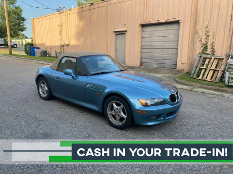 1997 BMW Z3 for sale at Horizon Auto Sales in Raleigh NC