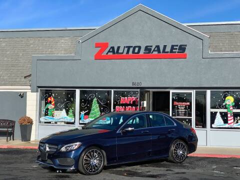 2015 Mercedes-Benz C-Class for sale at Z Auto Sales in Boise ID