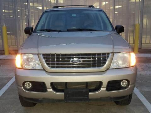 2004 Ford Explorer for sale at Delta Auto Alliance in Houston TX