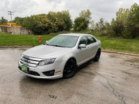 2010 Ford Fusion for sale at 5K Autos LLC in Roselle IL
