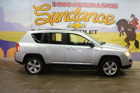 2013 Jeep Compass for sale at Sundance Chevrolet in Grand Ledge MI