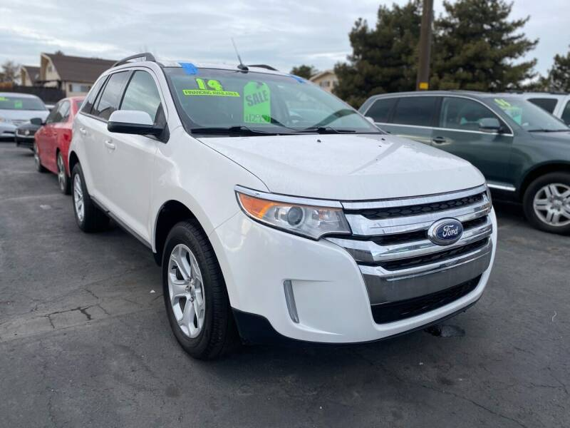 2014 Ford Edge for sale at Choice Motors of Salt Lake City in West Valley  City UT