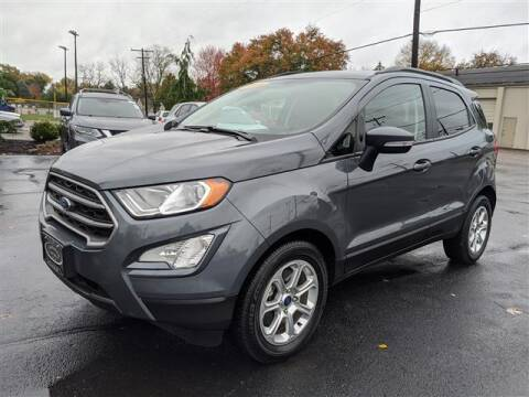 2019 Ford EcoSport for sale at GAHANNA AUTO SALES in Gahanna OH