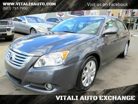 2010 Toyota Avalon for sale at VITALI AUTO EXCHANGE in Johnson City NY