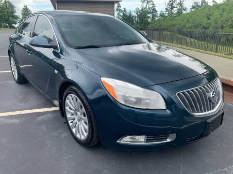 2011 Buick Regal for sale at LA 12 Motors in Durham NC